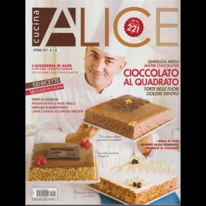 Alice Cucina - n. 10 - ottobre 2019 - mensile