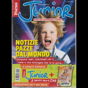 Focus Junior  - + L'album di figurine Georanger missione Italia 2019 - n. 189 - 2019