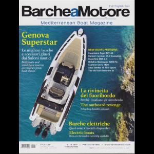 Barche a Motore - bimestrale n. 10 ottobre/novembre 2019