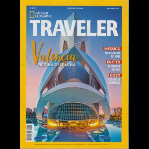 National Geographic Traveller - autunno 2019 - trimestrale - settembre 2019 - edizione italiana
