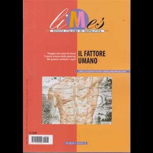 Limes - Il Fattore Umano - n. 8/2019 -