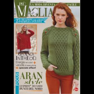 Piu' Maglia Extra - n. 9 - bimestrale - ottobre - novembre 2019 -