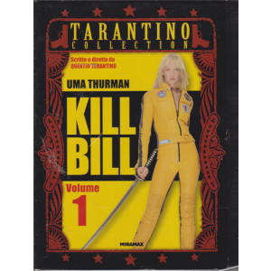I Dvd Di Sorrisi4 - n. 27 - Tarantino collection - Kill Bill volume 1 - 24/9/2019