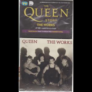 Gli speciali musicali di Sorrisi n. 27 - 24 settembre 2019 - The Queen story - The works - 4° cd + libretto
