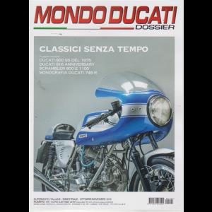 Mondo Ducati - dossier - n. 104 - bimestrale - ottobre - novembre 2019 -