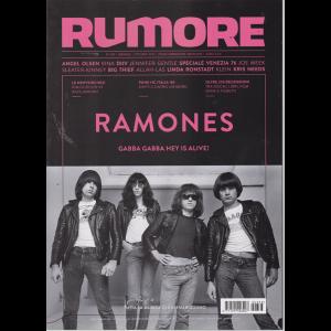 Rumore - n. 333 - mensile - ottobre 2019 -