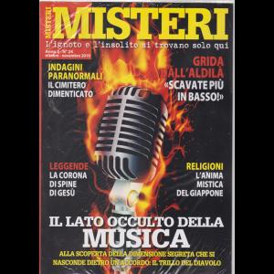 Misteri - n. 24 - ottobre - novembre 2019 - bimestrale