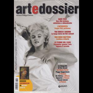 Art e Dossier + Arcimboldo di Mauro Zanchi - n. 369 - mensile - ottobre 2019 - 2 riviste