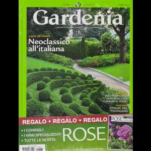Gardenia + Rose e giardini - n. 426 - ottobre 2019 - mensile - 2 riviste