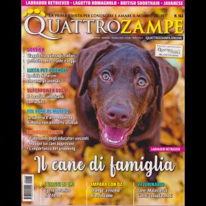 Quattro Zampe - n. 143 - mensile - ottobre 2019 -