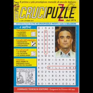 Crucipuzzle - n. 544 - ottobre 2019 - mensile
