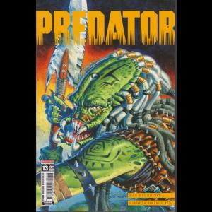 Saldacomics Predator - n. 13 - mensile - 26/9/2019