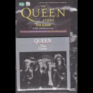 Gli speciali musicali di Sorrisi - n. 28 - 1° ottobre 2019 - settimanale - The Queen story - 5° cd + libretto