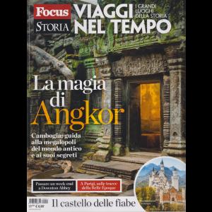Gli speciali di Focus Storia - Viaggi nel tempo - n. 4 - 28 settembre 2019 -