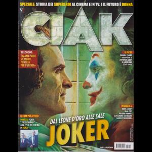Ciak Si Gira - n. 10 - ottobre 2019 - mensile