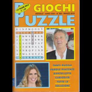 Giochi Puzzle - n. 359 - mensile - marzo 2019 - 100 pagine