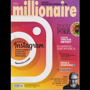 Millionaire - n. 10 - ottobre 2019 - mensile