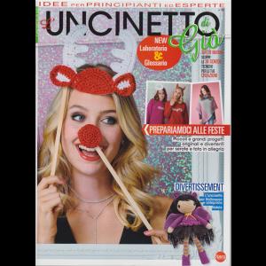 L'uncinetto Di Gio' - n. 16 - bimestrale - ottobre - novembre 2019