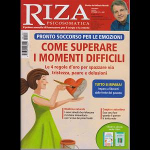 Riza Psicosomatica - n. 464 - mensile - ottobre 2019 - Come superare i momenti difficili