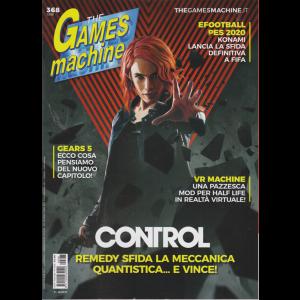 The Games Machine - n. 368 - mensile - 26/9/2019
