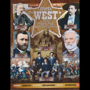 Far West Gazette Speciale - L'epopea del west - n. 1 - bimestrale - ottobre - novembre 2019