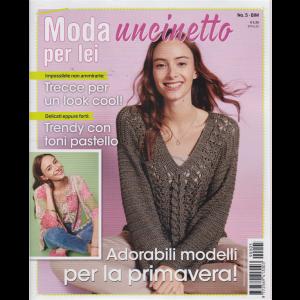 Moda Uncinetto Per Lei - n. 5 - bimestrale - 7/3/2019