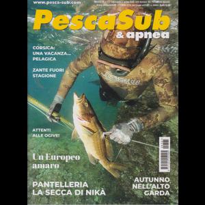 Pescasub & Apnea - n. 361 - mensile - ottobre 2019 -