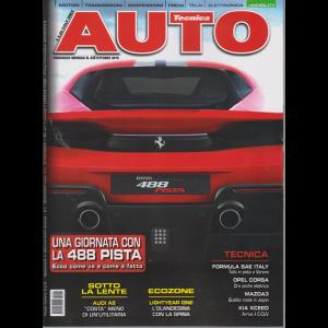 Auto Tecnica - n. 499 - mensile - ottobre 2019 -
