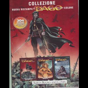 Collezione Dago Colore - Nuova ristampa - settembre 2019 - 304 pagine - n. 8 - mensile