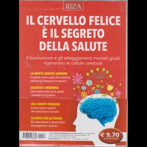 Riza Psicosomatica - Il cervello felice è il segreto della salute - n. 464 - ottobre 2019 -