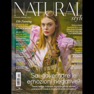 Natural Style - n. 196 - mensile - ottobre 2019 -