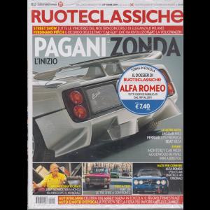 Ruoteclassiche - n. 370 - mensile - ottobre 2019 - + Ruoteclassiche Alfa Romeo -2 riviste