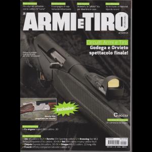 Armi e  Tiro - n. 10 - ottobre 2019 - mensile
