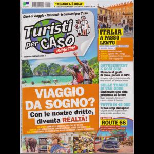 Turisti Per Caso - magazine - n. 140 - ottobre 2019 - mensile