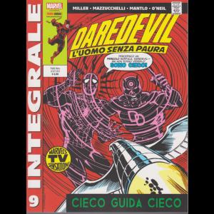 Marvel Integrale Daredevil l'uomo senza paura - Cieco guida cieco - mensile - 26 settembre 2019 - n. 9