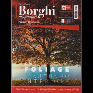 I Borghi Magazine - n. 44 - ottobre 2019 -