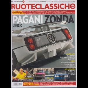 Ruoteclassiche Split - n. 370 - ottobre 2019 - mensile + I grandi musei dell'auto Europa - 2 riviste