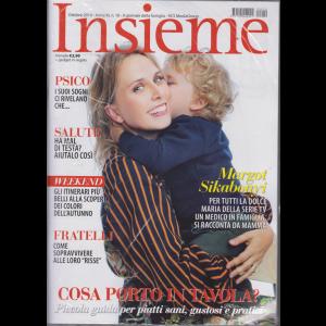 Insieme - Pochette - n. 10 - ottobre 2019 - mensile - rivista + pochette