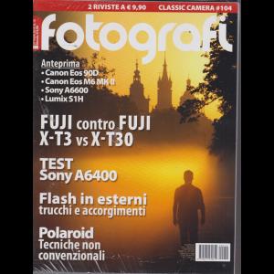 Tutti Fotografi + Classic camera black & White - n. 10 - mensile - ottobre 2019 - 2 riviste