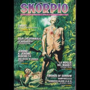 Skorpio - n. 2221 - 26 settembre 2019 - settimanale di fumetti