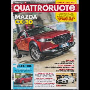 Quattroruote + Guida all'acquisto - n. 770 - ottobre 2019 - mensile - 2 riviste