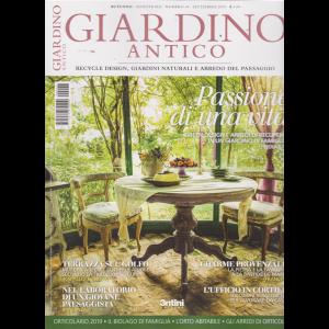 Giardino antico - n. 48 - autunno - semestrale - settembre 2019 -