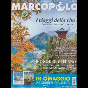 Marco Polo - + I quaderni - diari di viaggio - Montagna d'inverno - mensile - n. 7 - ottobre 2019 - 2 riviste