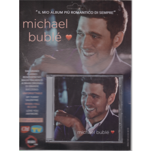 Cd Sorrisi Speciale - Michael Bubllè - n. 16 - settimanale - ottobre 2019 -