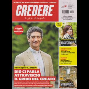 Credere - La Gioia Della Fede - n. 40 - settimanale - 6 ottobre 2019