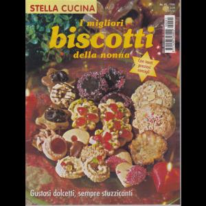 Stella Cucina - I migliori biscotti della nonna - n. 91 - trimestrale - 3/10/2019