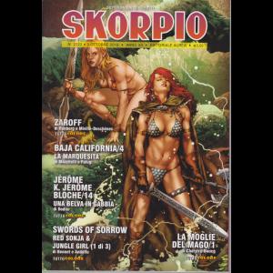 Skorpio - n. 2222 - 3 ottobre 2019 - settimanale di fumetti