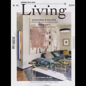 Living -  Mensile - n. 10 - ottobre 2019