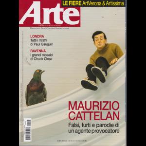 Arte - n. 554 - ottobre 2019 - mensile