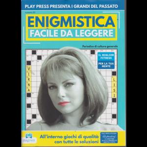 Enigmistica facile da leggere - n. 23 - 28/9/2019 - bimestrale -